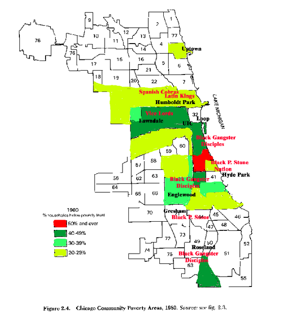 Gangs, Crime, and Drugs in Chicago — C. Gibson