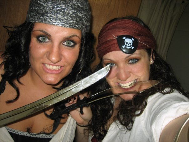 Here are some ideas for easily throwing a pirate costume together! (You might have more than half of these items in your closet already!)  sc 1 st  Cat Inspired & PLUS SIZE COSTUMES: DIY Pirate Costume Ideas! u2014 Cat Inspired