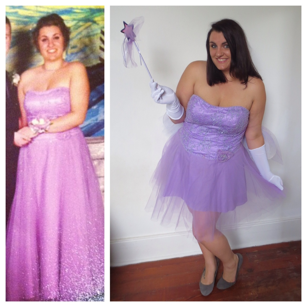 Plus Size Costumes Turning Gowns Into Diy Fairy Costumes