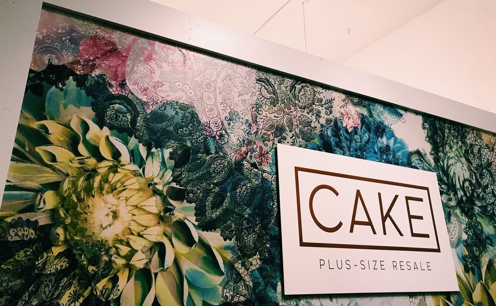 CakePlus-Size Resale - Cat's brick-and-mortar resale shop in South Minneapolis. Visit Cake's website for more info!