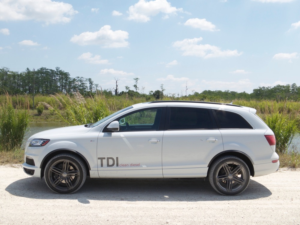 Audi Q7 TDI is Clean, Efficient, and Powerful
