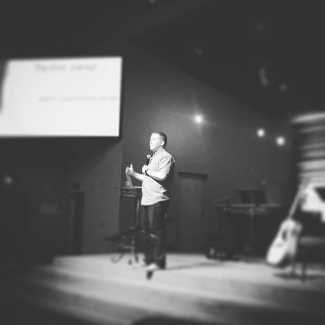 Pastor Ben Hayes preaching about Jacob and his legacy! #FamilyOfHeroes #FamilyOfFamilies #FamilyOnMission