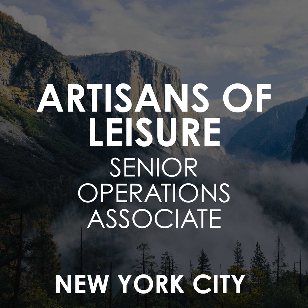 artisans of leisure - senior operations associate.jpg