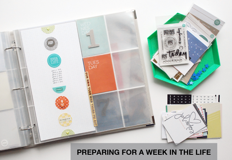 Preparing for a Week in the Life | Nicole Reaves