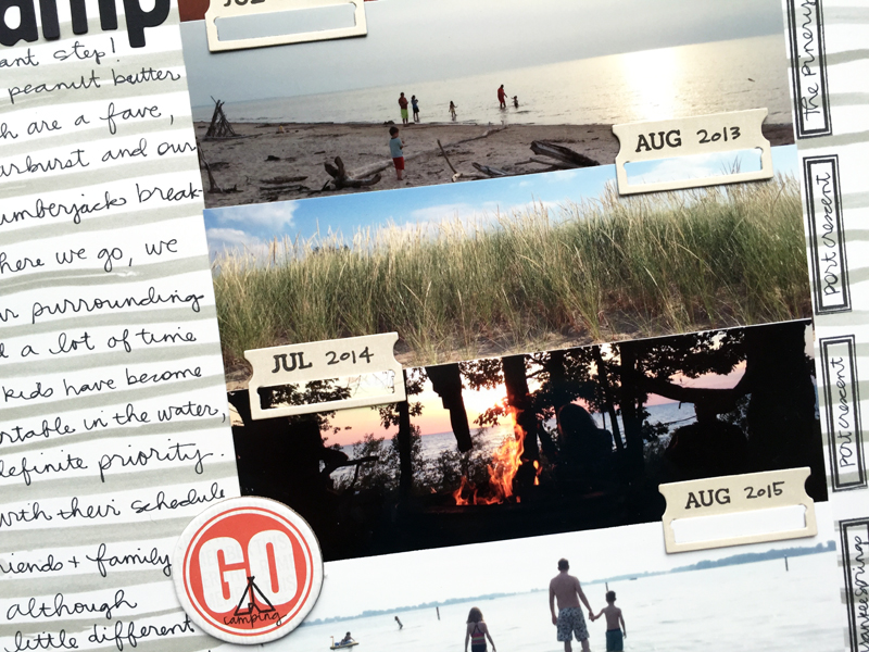 50 Layouts : September | Nicole Reaves