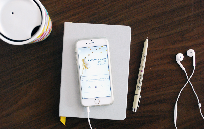 Five for Friday : Favorite Podcast Episodes | Nicole Reaves