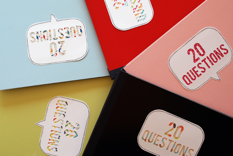 7 Years of 20 Questions : The Story on How This Kids Birthday Tradition Came to Be | Nicole Reaves