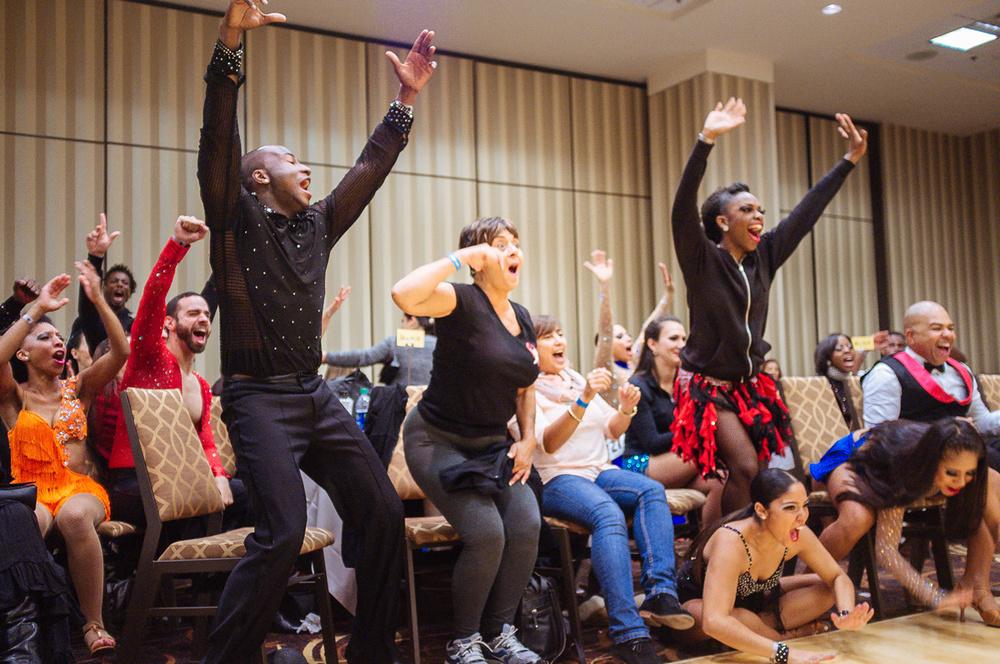 Salsa & Bachata Championships    Learn more