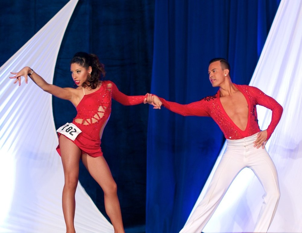 THE 10th ANNUAL   CANADIAN SALSA & BACHATA CHAMPIONSHIPS   PROFESSIONAL, AMATEUR, TEAM & PRO-AM  DIVISIONS