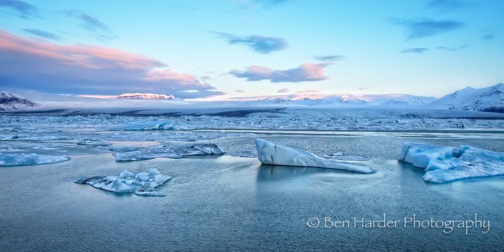 """Glacier Lagoon"" - Iceland"