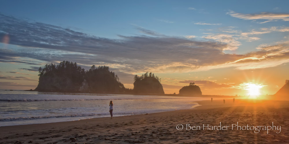 """Twilight"" - La Push/Forks, WA"