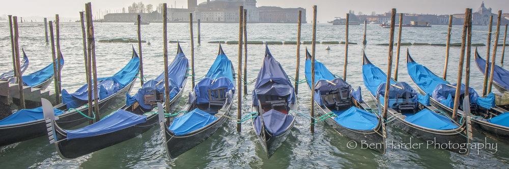 """Venetian Parking Garage"" - Venice, Italy"