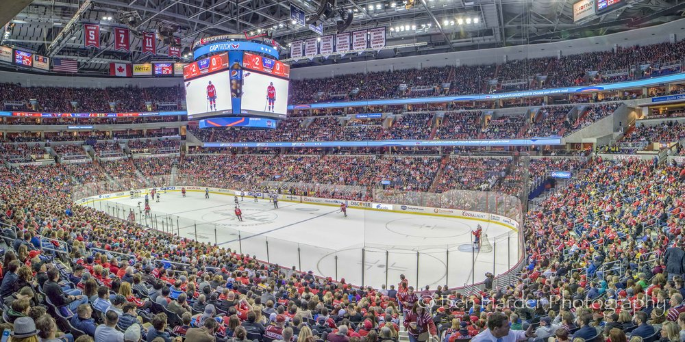 Washington Capitals Arena