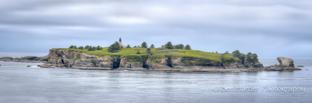 """I Can See Russia From My Lighthouse"" - Cape Flattery, WA (Most NW point in contiguous US)"