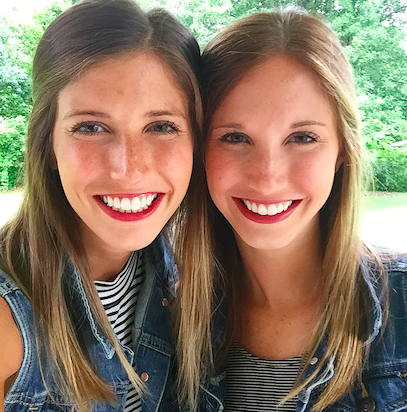 So, dating someone who is a twin has to be weird too, right?