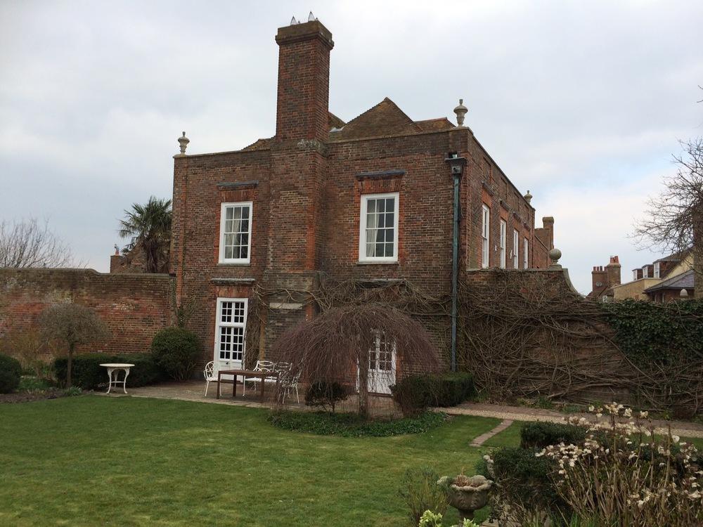 Lamb House garden