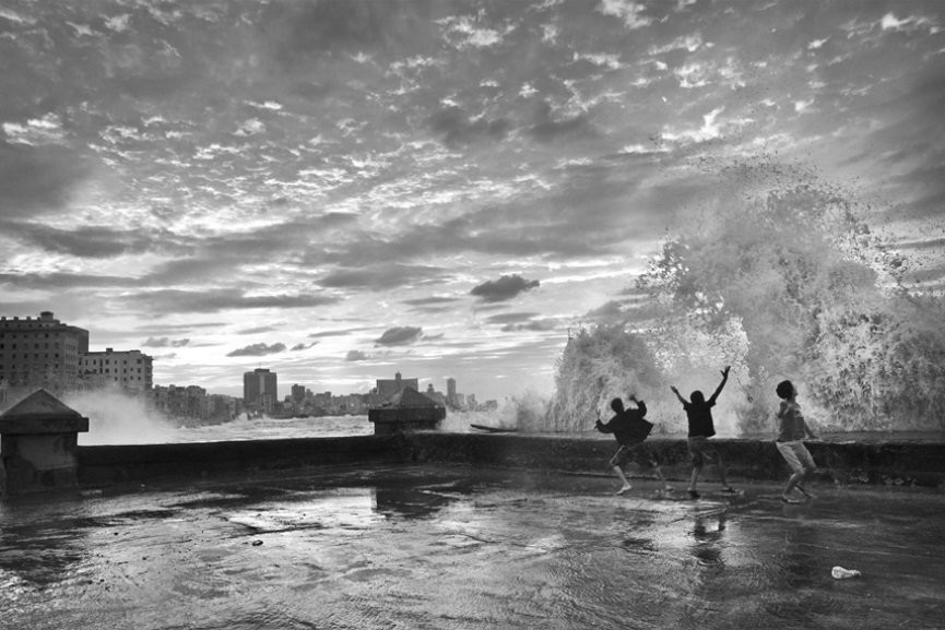 """Eduardo Garcia, """"The Wave,"""" Cuba"""