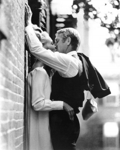 "Faye Dunaway & Steve McQueen, ""The Thomas Crown Affair"" (1968)"