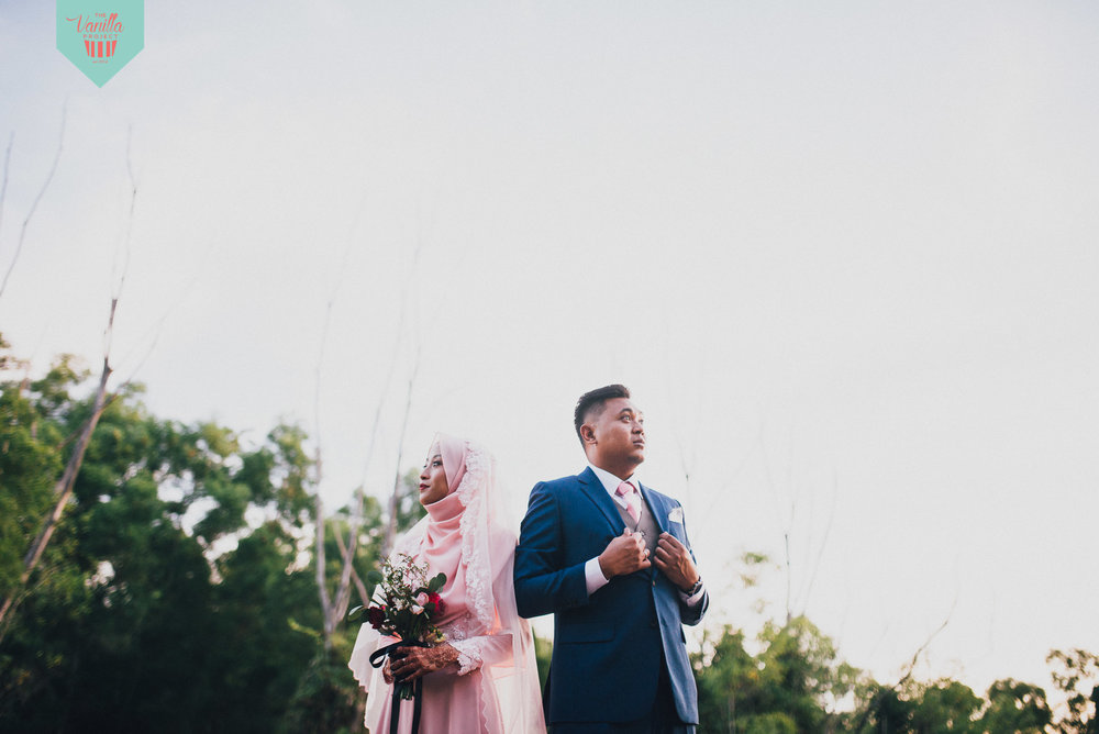 Firhan & Farizah - Click here to view gallery.
