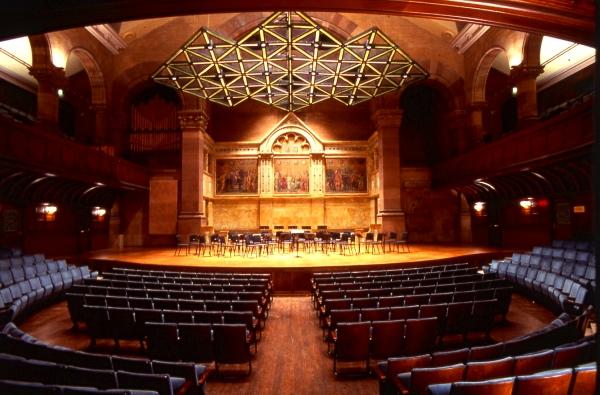 Princeton University Richardson Auditorium