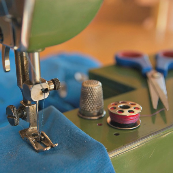 Mend - Have clothing in your wardrobe you're not wearing simply because it needs to be mended or have a hem taken up; but you don't know how or have your own machine? Bring it along for help with simple mending, or better still, learn how to do it yourself! We have a small team of wonder women ready to help and teach you on the day. The station will open at 1:30pm.
