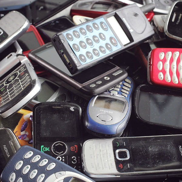 Recycle - Collect your used household batteries and old mobile phones + accessories and bring them in to be recycled. Let's keep it out of landfill and reclaim the precious materials they're hiding inside.
