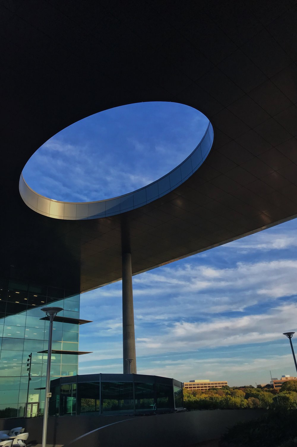 The oculus.