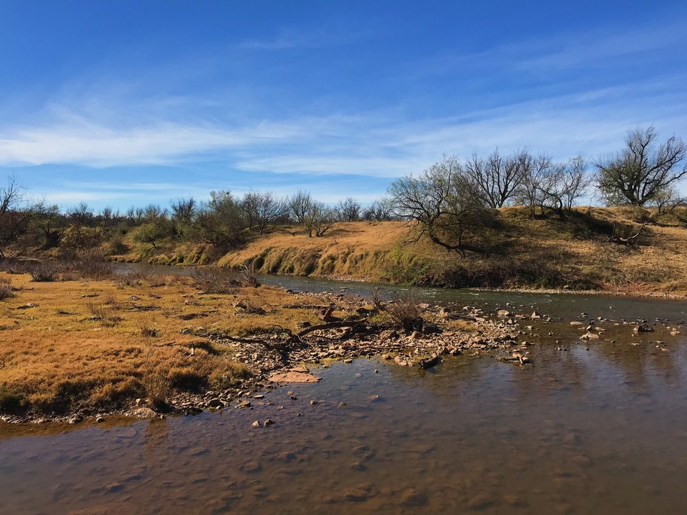 Clear Fork of the Brazos River