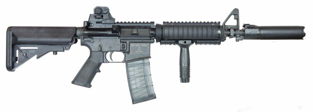 Colt Mk18 Mod0 / CQBR -