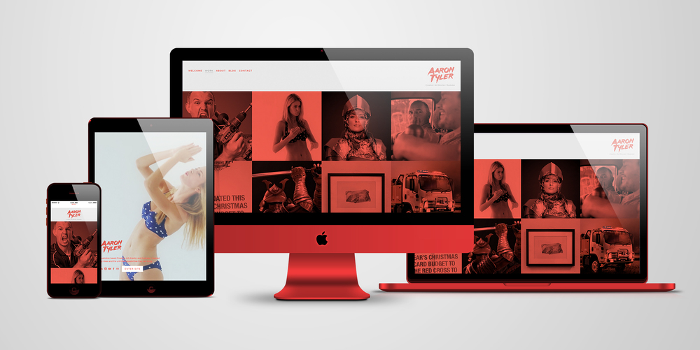 AaronTylerwebsite