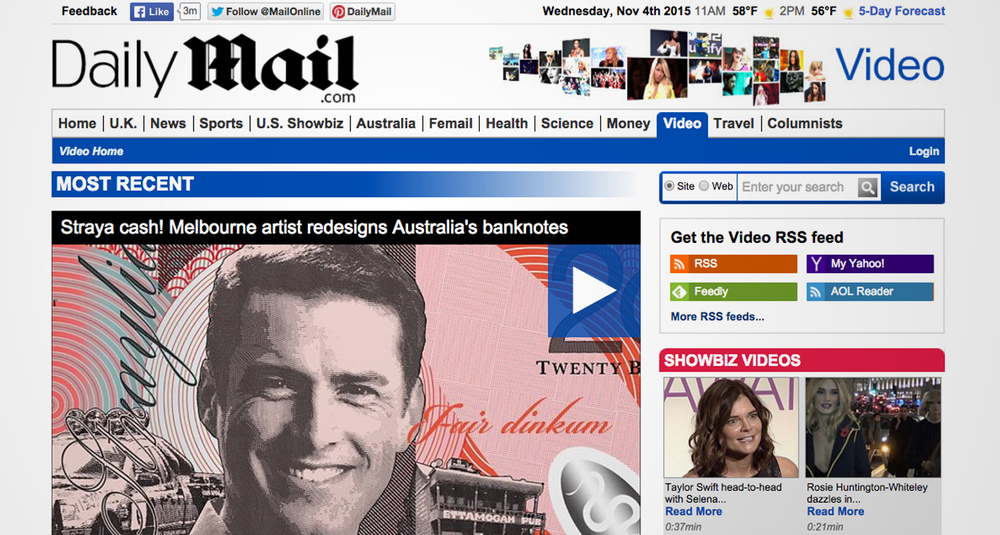 http://www.dailymail.co.uk/news/article-3278843/Art-director-Aaron-Tyler-quirky-Australian-currency-prove-face-lift-Aussie-dollars-need.html