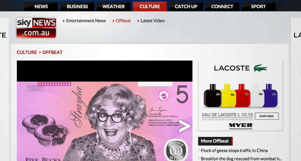 http://www.skynews.com.au/culture/offbeat/2015/10/19/artist-gives-bank-notes-an-ocker-facelift.html