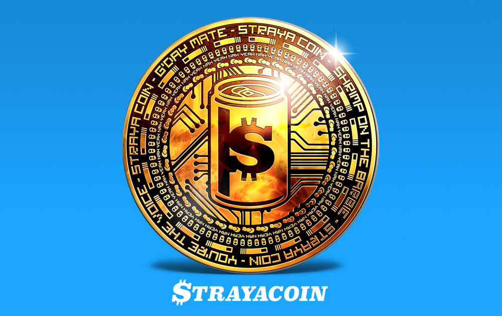 Strayacoin