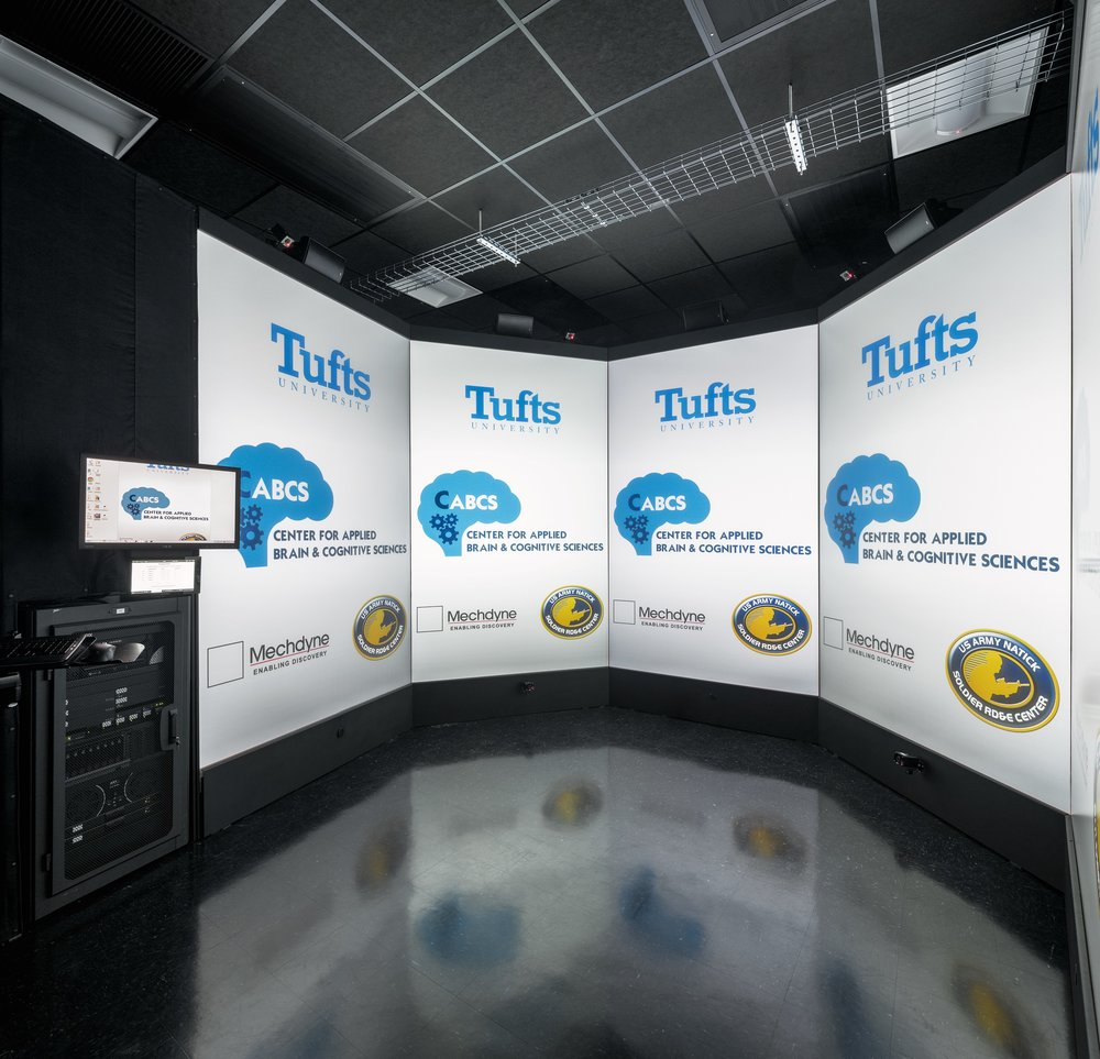 d01709ca309c Tufts University s new virtual reality lab - COMPLETE ...