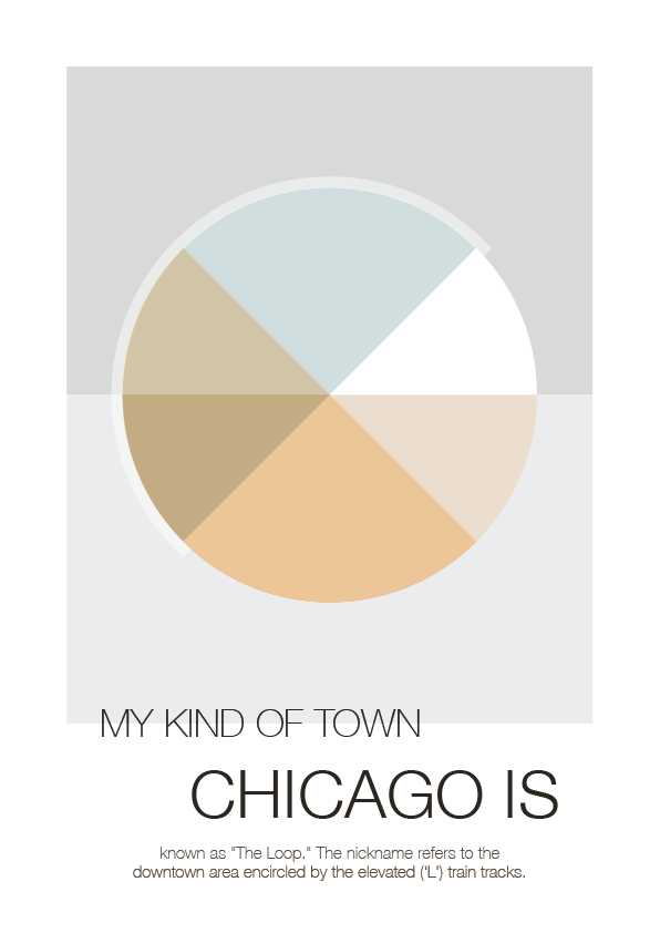 Chicago is Fra 49,00