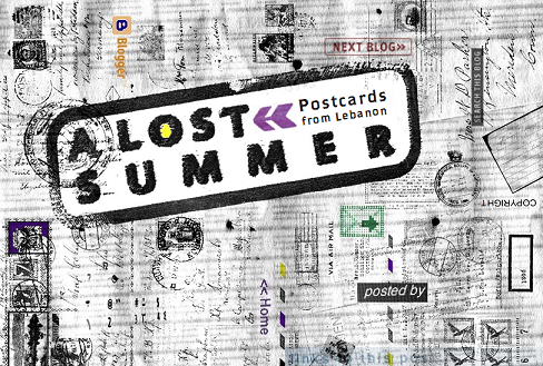 A Lost Summer: Postcards From Lebanon - Contributed a story for this anthology published by Saqi Books to raise funds for Lebanon in the aftermath of the 2006 war. Published by Saqi Books in 2006.