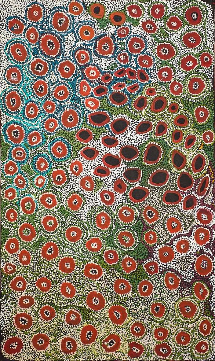 Art-aborigene-artiste-Estelle-Hogan