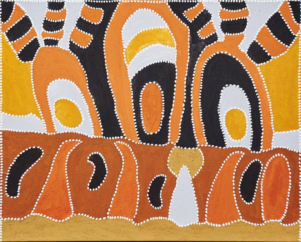 Art-aborigene-artiste-Phyllis-Thomas