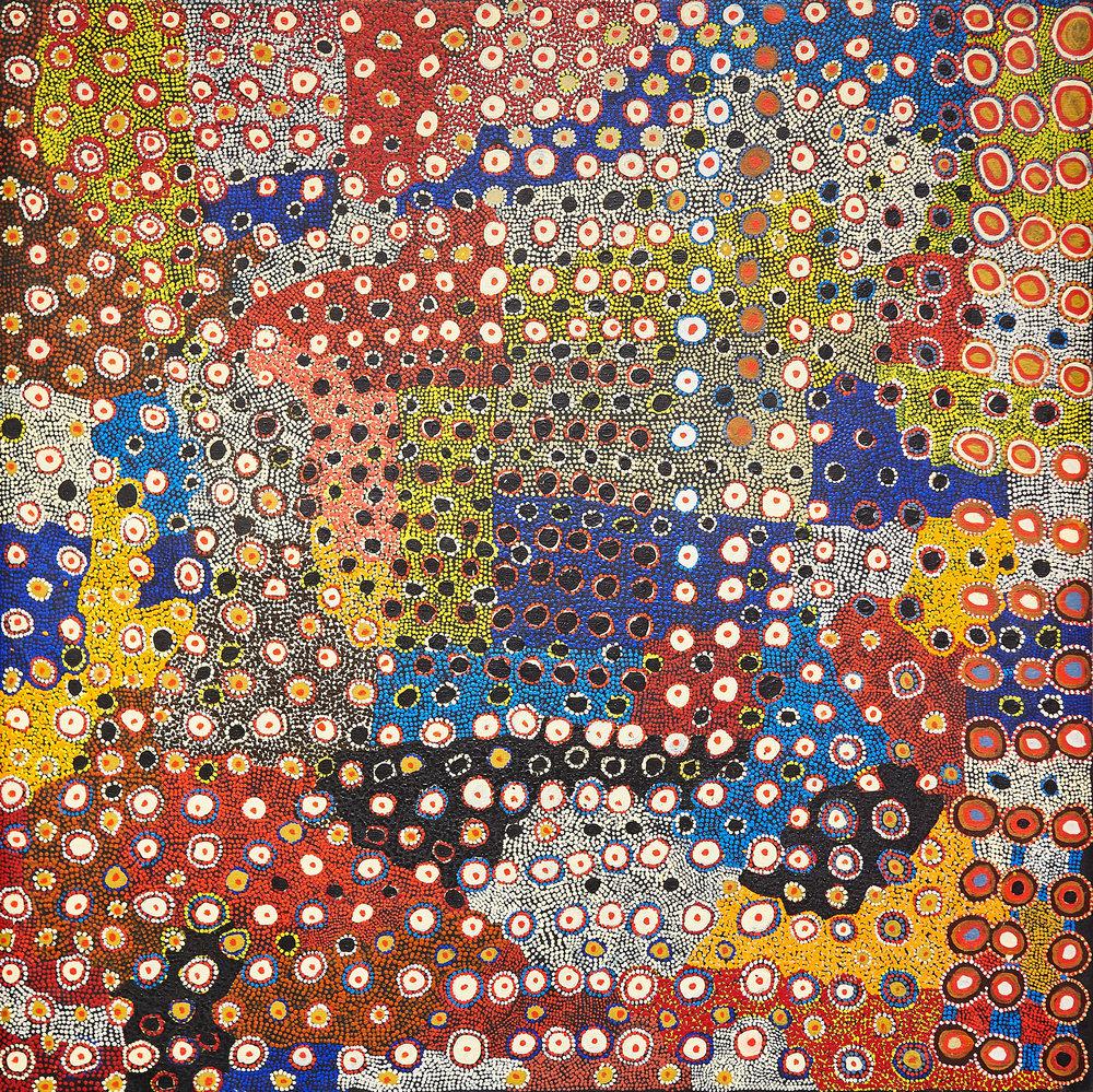 Art-aborigene-artiste-Taylor-Cooper