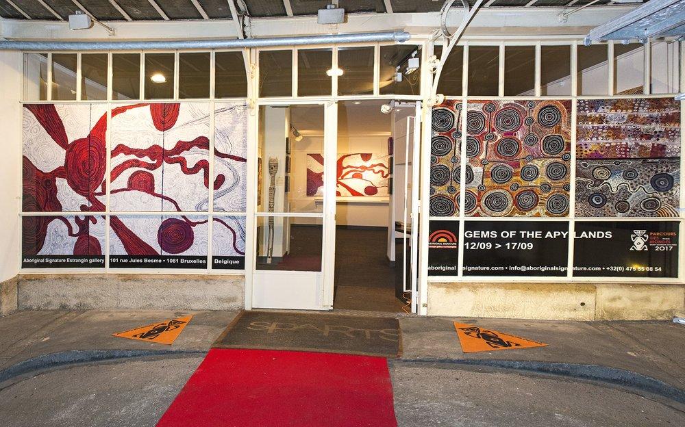 vitrine-saint-germain-des-pres-art-aborigène