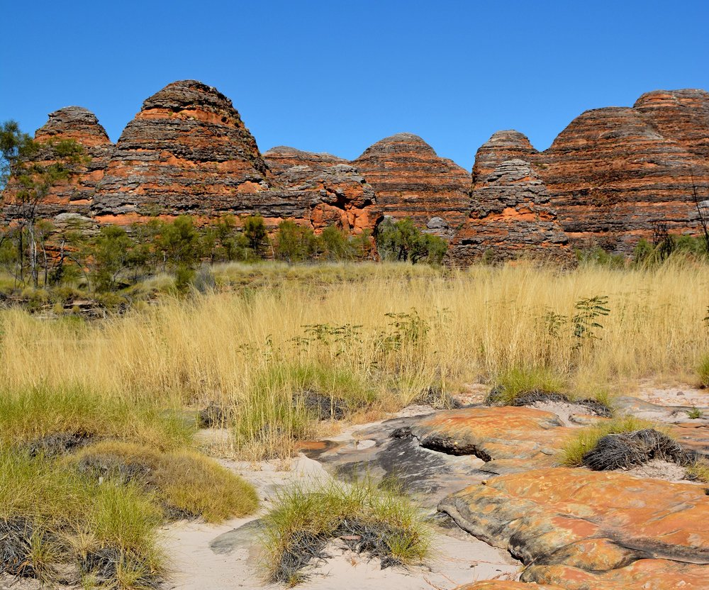 Bungle Bungle, Kimberley Australien. 2014 © Photo : Aboriginal Signature Estrangin