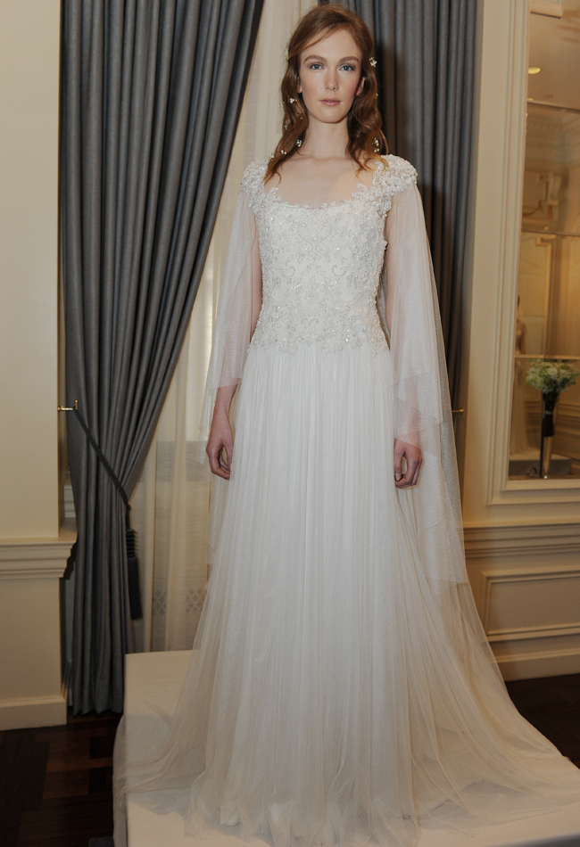 Ny Bridal Week Fall 2015 Marchesa Bodas Del Encanto