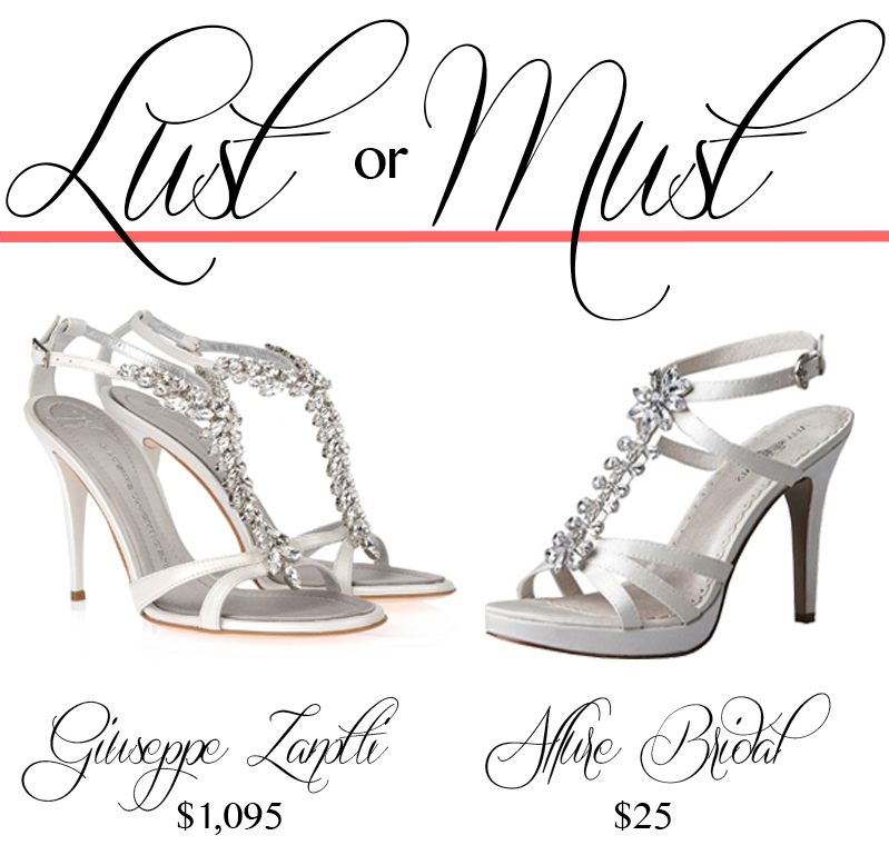 lust or mustshoes
