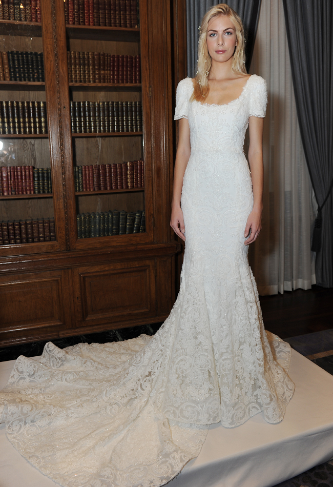 marchesa-fit-n-flare-cap-sleeve-wedding-dress