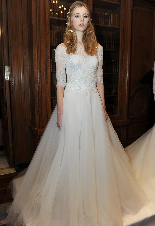 marchesa-off-the-shoulder-half-sleeve-wedding-dress