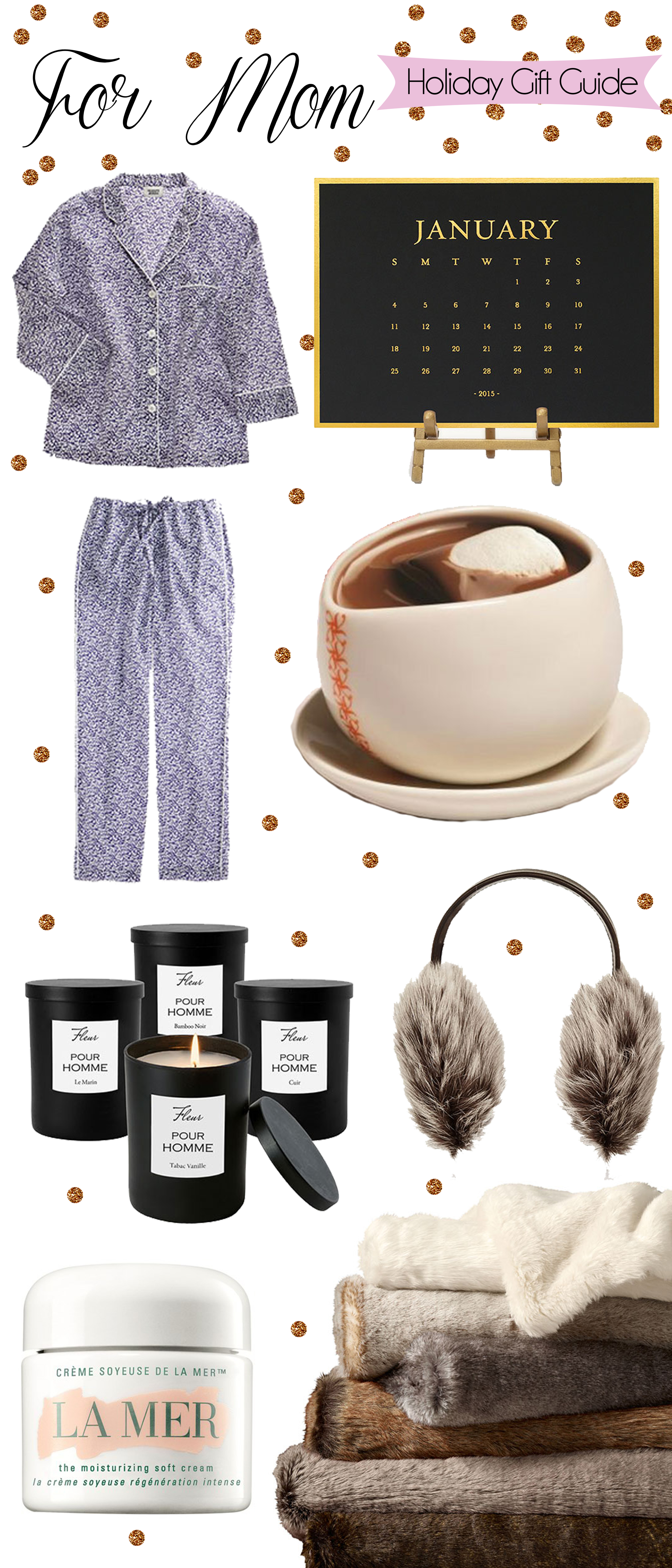 Holiday Gift Guide 2014: For Mom