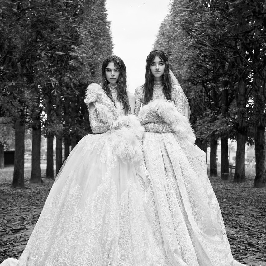 Vera Wang Winter Wedding Dresses