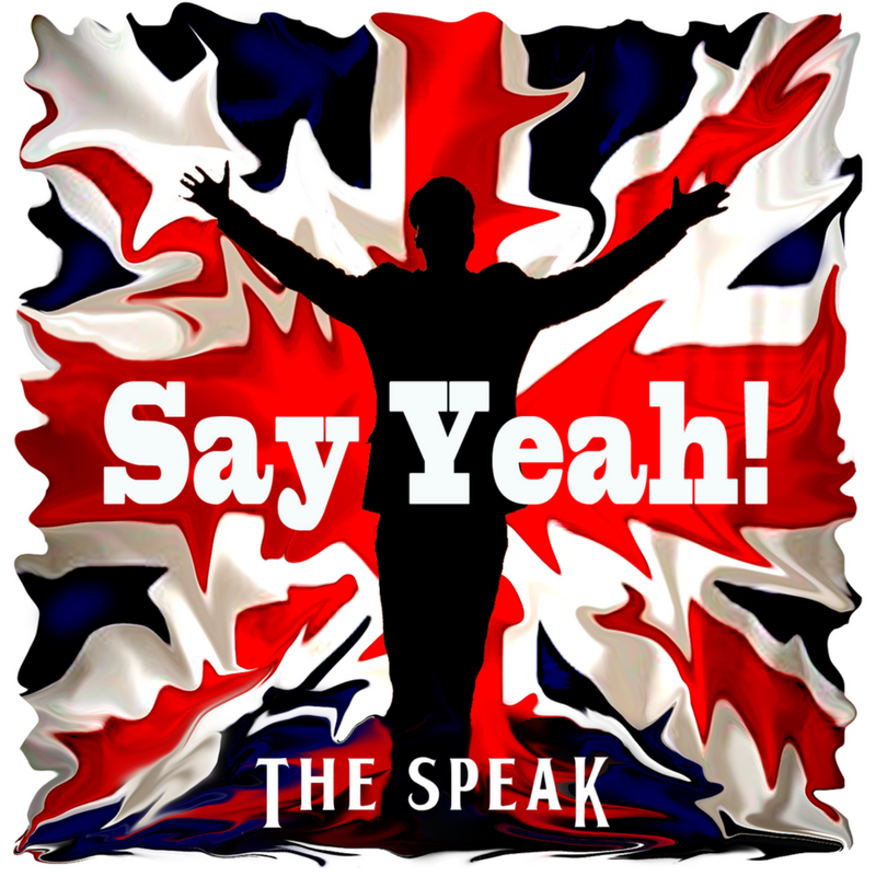 Say Yeah!  - Pre-order your copy of the new EP now!