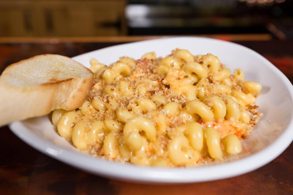 Lobster Mac 'n Cheese