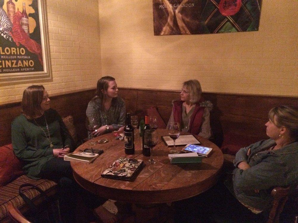Bottle & a Book Club
